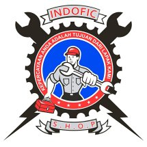 Logo INDOFIC OLSHOP