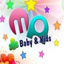 Logo MA baby kids