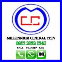 Logo MillenNium Central CCTV
