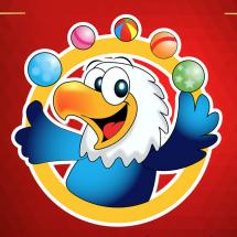 toko mainan rajawali Logo