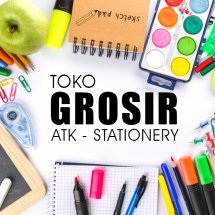 Logo Grosir ATK Stationery