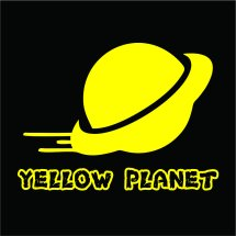 Logo Yellow Planet