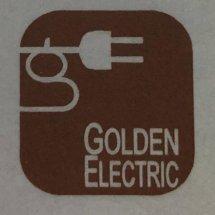 Golden Electric Logo