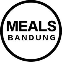Logo meals bandung