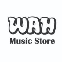 Logo WAH MUSIC STORE