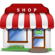 Logo Vincent Christianto shop