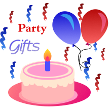 Logo Party Gifts
