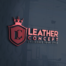 Logo Leather Concept