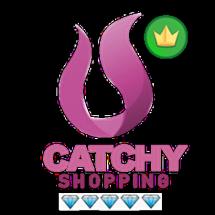 Logo Catchy Shopping