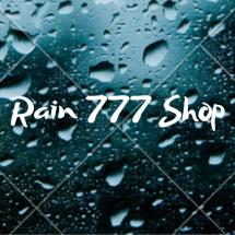 Logo Rain 777 Shop