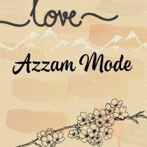 Azam Mode Logo