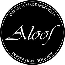 Logo Aloof Footwear