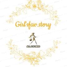 Girl'sfav. story Logo