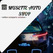 Musette Auto Shop Logo