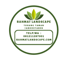 Rahmat Landscape Logo