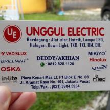 Logo Unggul Electrik