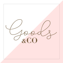 Logo Goods & Co