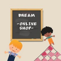 Logo dream_onlineshop