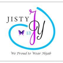 JISTY HIJAB Logo