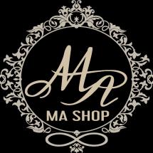 Logo M.A Shop