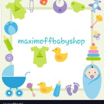 Logo maximoffbabyshop