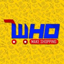 Logo Who Make Shopping