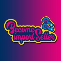 Logo Become Import Seller