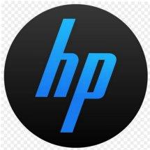 Logo tinta hp