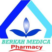 Logo Apotek Berkah Medica
