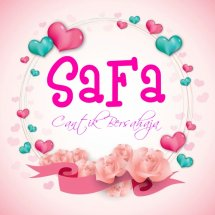 Logo SaFa Cantik Bersahaja