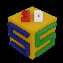 Logo Sinar Sentosa 3D