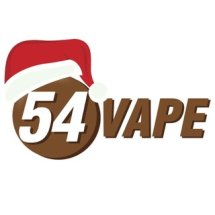 Logo 54VAPE BARITO
