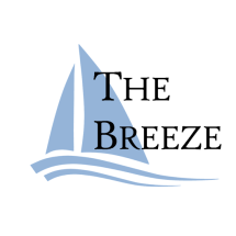 Logo THE BREEZE