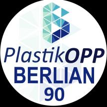 Logo Plastik OPP Berlian 90