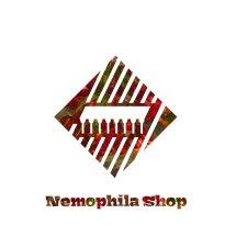 Nemophila Shop Logo