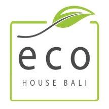 Logo ECO HOUSE BALI