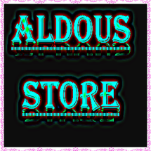 Logo Aldous_Store