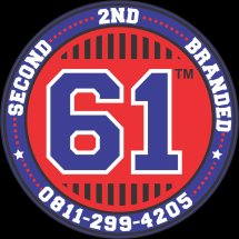 Logo 61 Second Branded