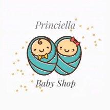 Logo Princiella baby shop