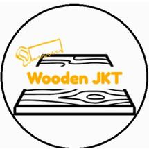 Logo wooden jkt