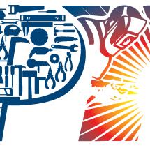 Logo Papa Teknik