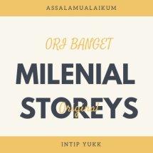 Logo Milenial storeys