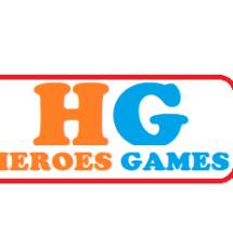 Logo Heroes Games