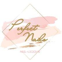Logo Perfect nails