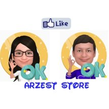 Logo Arzest store