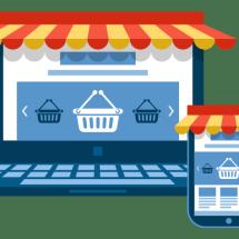 Logo Market Online Murah