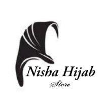 Logo Nisha Hijab Store