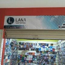 Logo LANA'GAMESHOP BANDUNG