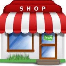 Logo Alvi Rudianto shop