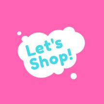 Logo Let's_Shop